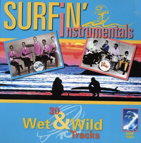 Price comparison product image Surfin' Instrumentals - 30 Wet & Wild Tracks