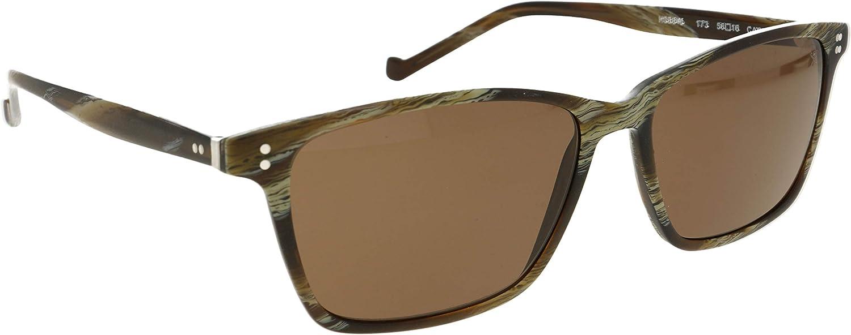 Hackett HSB845 173 Sunglasses Brown