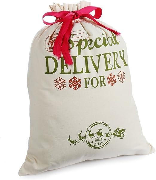 100cm*70cm Huge Christmas Deer Sacks Xmas Stockings Kids Present Bags