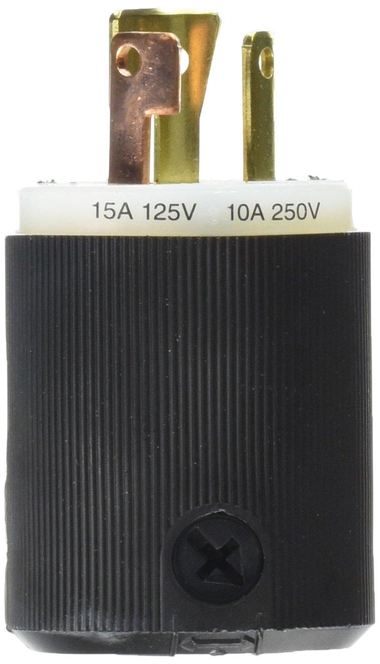 61gp D1UVzL._SL1321_ hubbell hbl7567c locking plug, 3 pole and 3 wire, 10 amp 250v 15 cs8365c wiring diagram at honlapkeszites.co