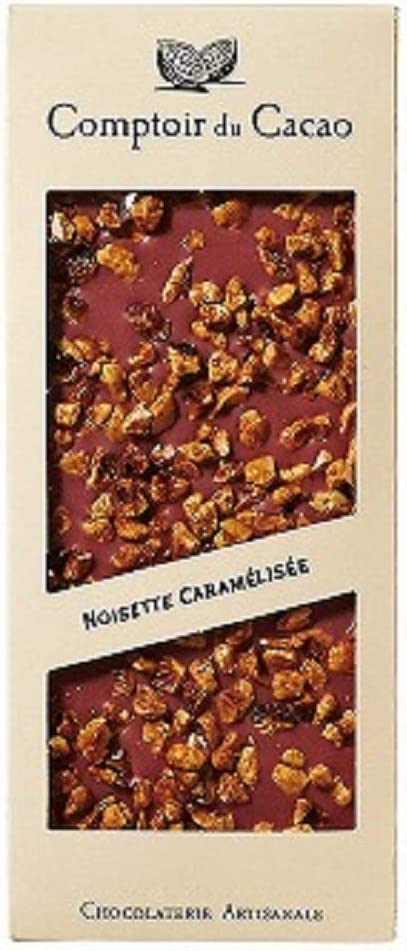 New コントワール・デュ・カカオ(Comptoir du Cacao) ルビーチョコレート 3種セット【フランス パリ おみやげ(お土産) 輸入食品 スイーツ】