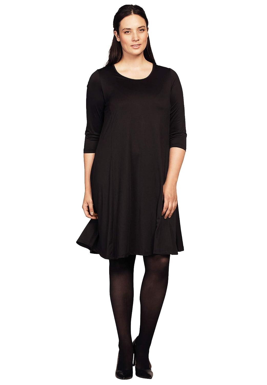 Ellos Womens Plus Size Madison Dress