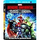 Avengers Confidential: Black Widow & Punisher -