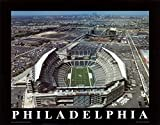 Philadelphia, Pennsylvania - Lincoln Financial Field (Eagles) by Mike Smith - 22 x 28 inches - Fine Art Print / Poster