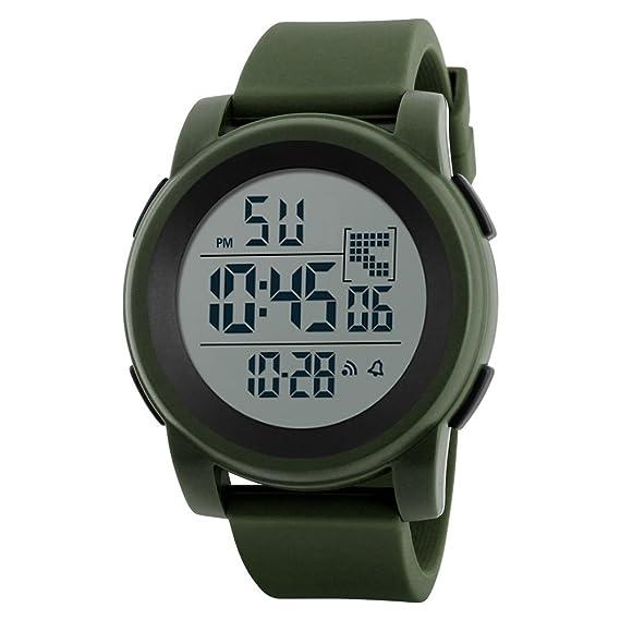 Herrenuhren Luxus Männer Analog Digital Military Sport Led Wasserdichte Armbanduhr Neue Elektronische Sport Uhren Online Rabatt Digitale Uhren