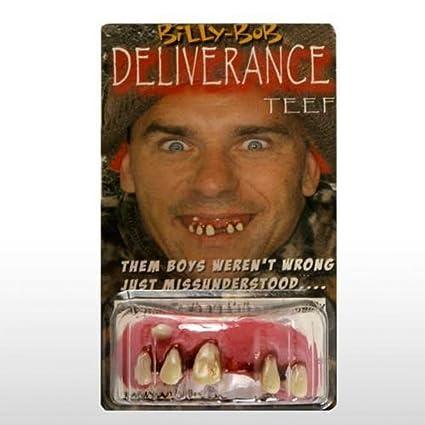Amazon.com: Deliverance Billy Bob dientes: Toys & Games