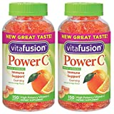 Vitafusion Power C, Gummy Vitamins For Adults (300ct) Review