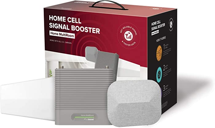 Top 10 Whole Home Cell Phone Booster