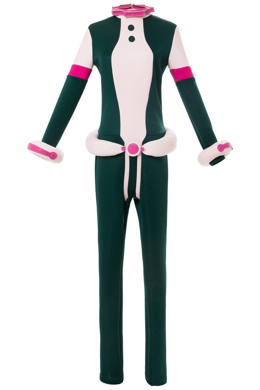 Noveltyboy Boku No Hero My Hero Academia Ochaco Uraraka Jumpsuit Cosplay Costume Battle Suit Uniform