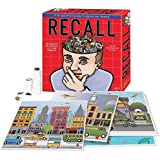 Award-Winning Recall - The Fun and Effective Memory Improvement Game