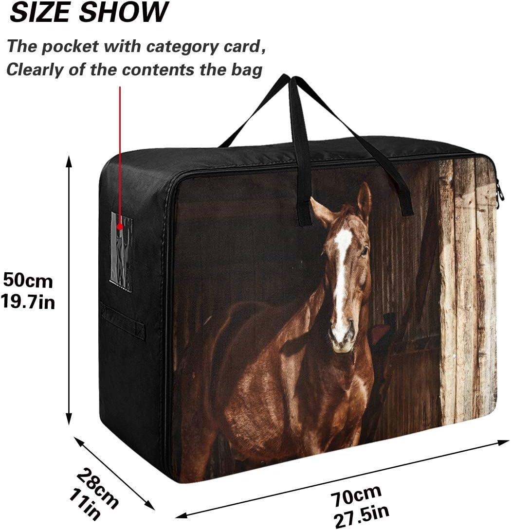 DEZIRO - Bolsas para guardar ropa de caballo: Amazon.es: Hogar
