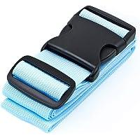 BlueCosto Luggage Strap Suitcase Straps Belts Travel Accessories