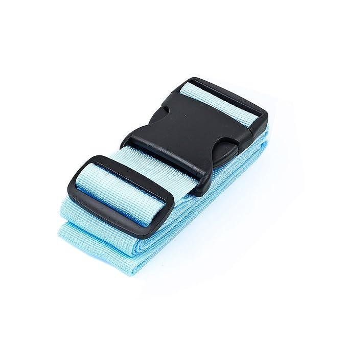 Amazon.com   BlueCosto Luggage Straps Suitcase Belts Travel ...