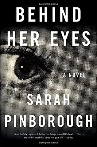 book cover of Behind Her Eyes