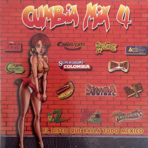 Stream or buy for $4.52 · Cumbia Mix 4
