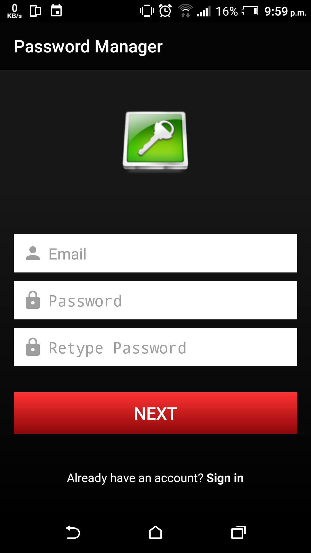 Password Manager: Amazon.es: Appstore para Android