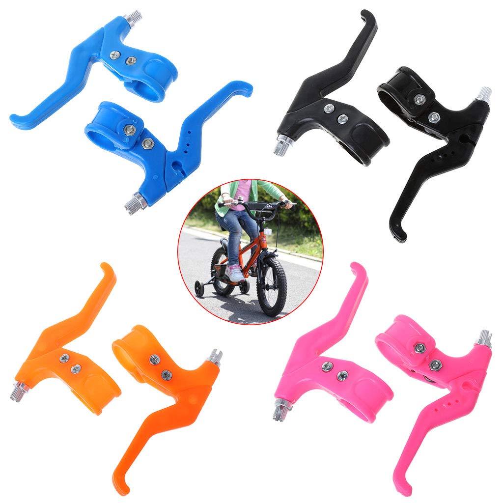 Fahrradbremshebel Fahrradbremshebel rutschfeste Bremsgriffe Lenkerabdeckung f/ür die meisten Fahrr/äder Ejoyous 1 Paar Fahrradbremshebel