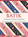 img - for Batik, Traditional Textiles of Indonesia: From The Rudolf Smend & Donald Harper Collections book / textbook / text book