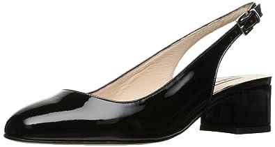 5e6831f84d Amazon.com | L.K. Bennett Women's Chloe-pat Dress Pump | Heeled Sandals