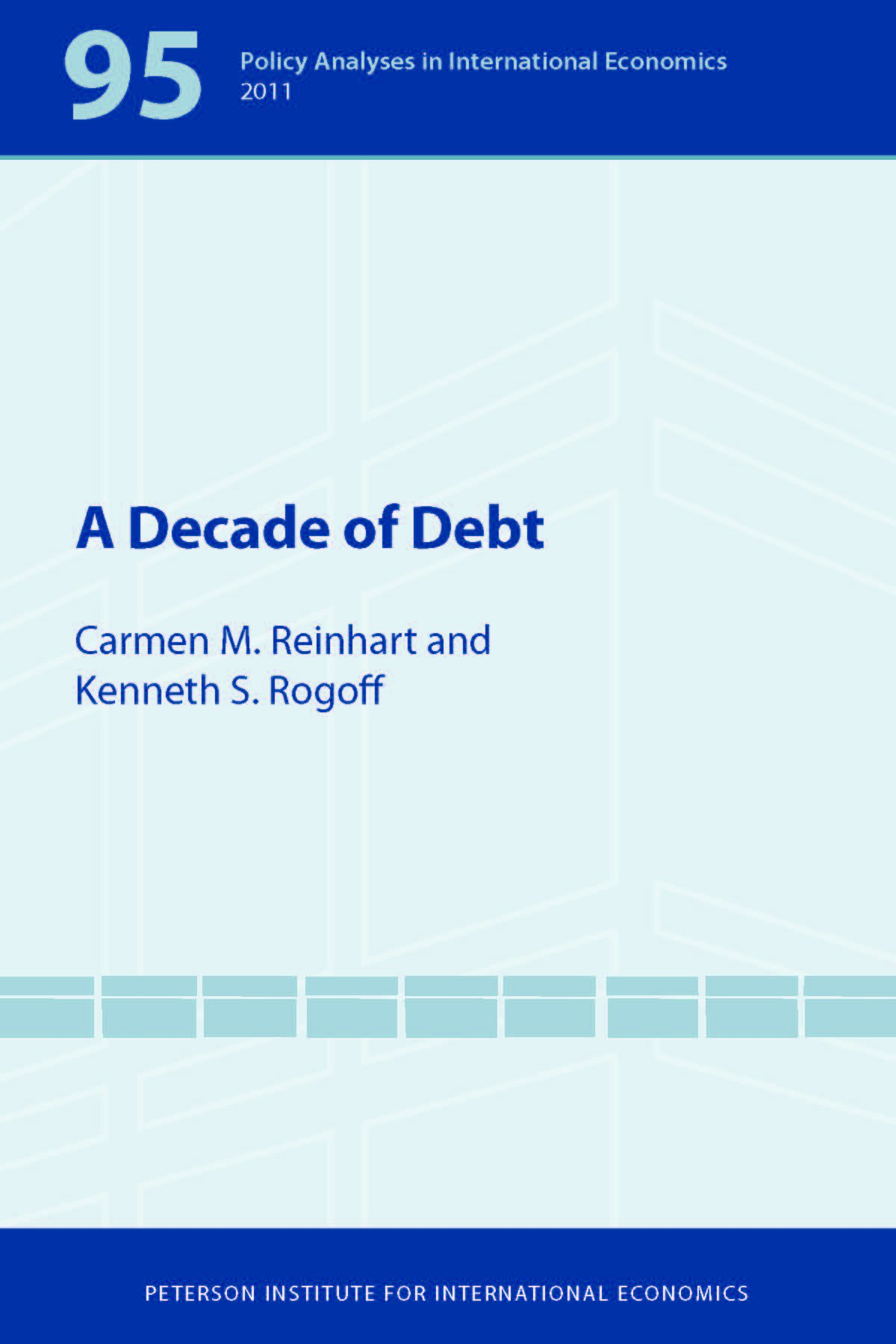 Read Online A Decade of Debt (Policy Analyses in International Economics) PDF