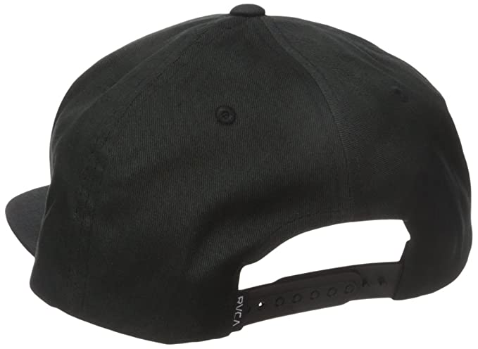 5154133086eb6 RVCA Men s Shelter Five Panel Hat