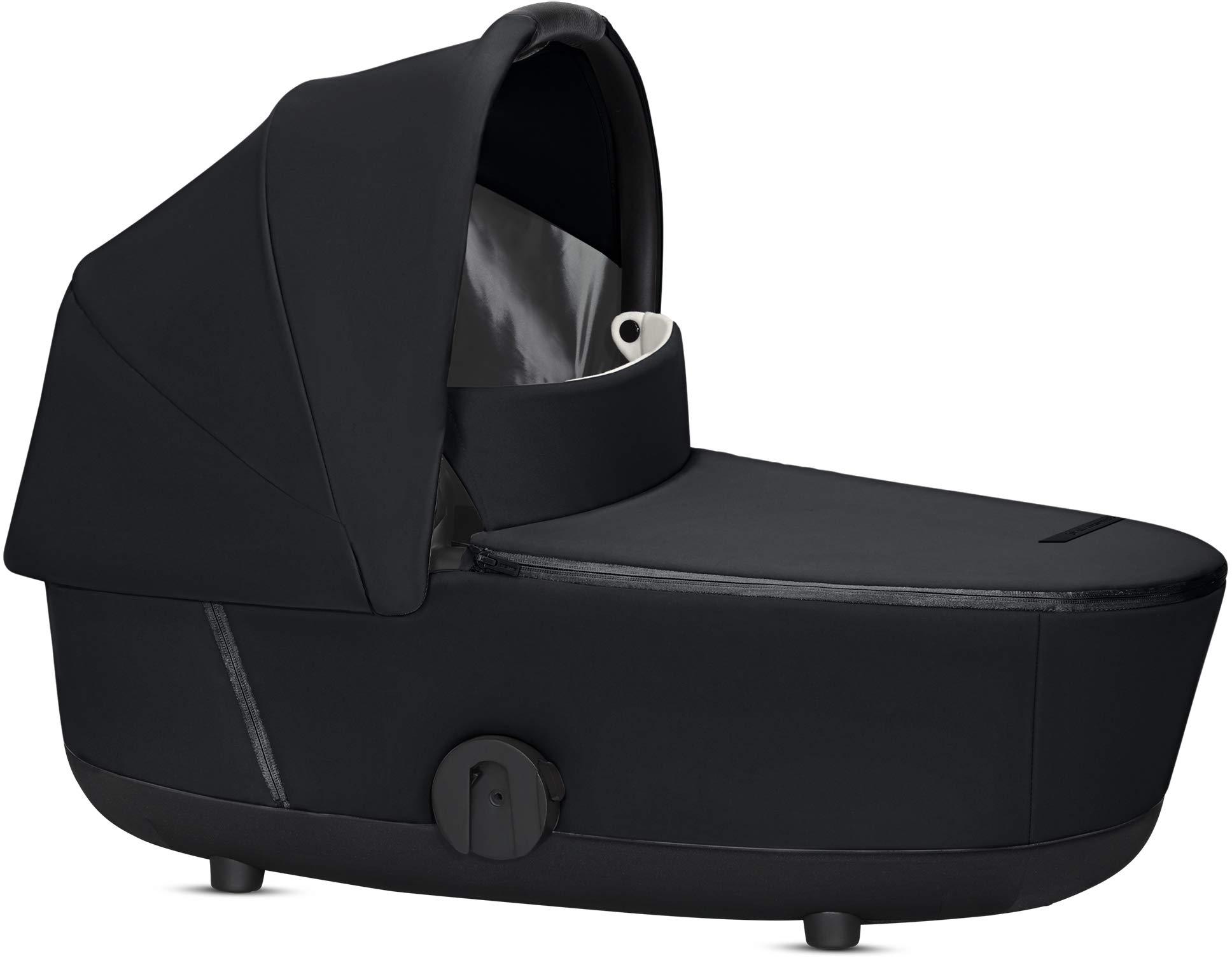 Cybex Mios Lux Carry Cot Premium Black