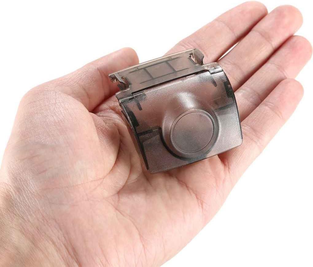 Lixuejian Camera Lens Hood Protezione Parasole Giunto cardanico per la Sostituzione Mavic Copertura Aerea per Mavic Air Drone Parts