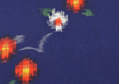 Japanese Kimono Blue Vintage Fabric 39.3 * 13.7 inches for sale  Delivered anywhere in USA