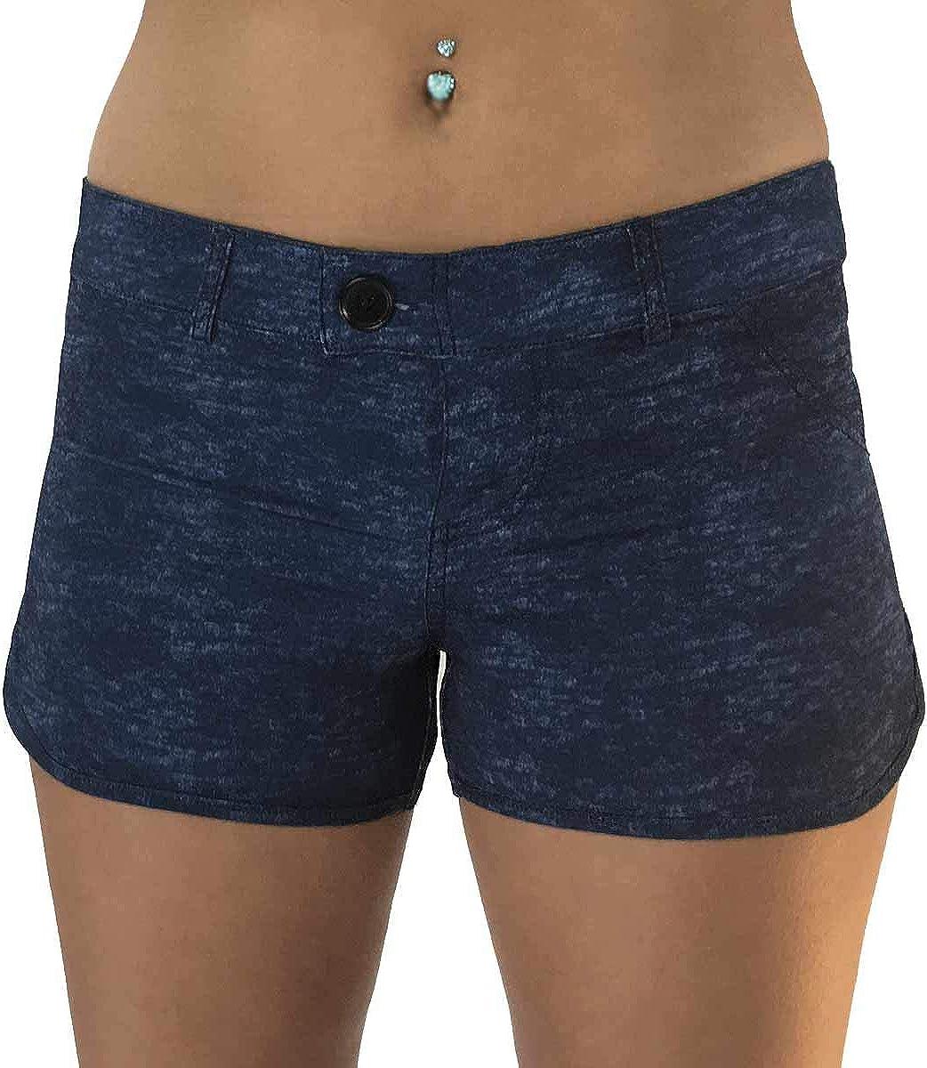 Dry Dudz Woman/'s Athletic Boardshorts Free Bikini Liner,Swim,Running