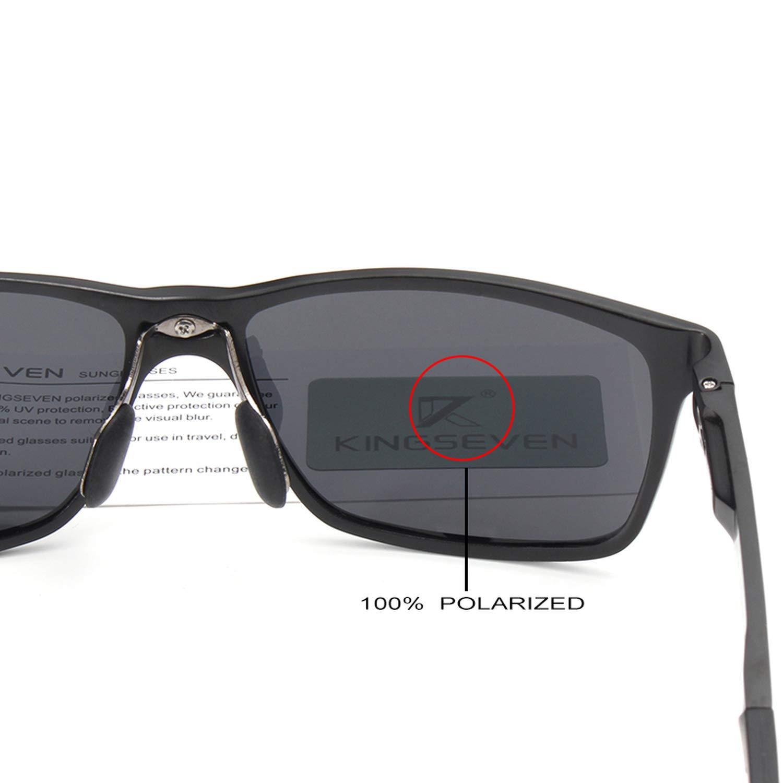 Amazon.com: 2019 Men Polarized sunglasses Male Driving Sun ...
