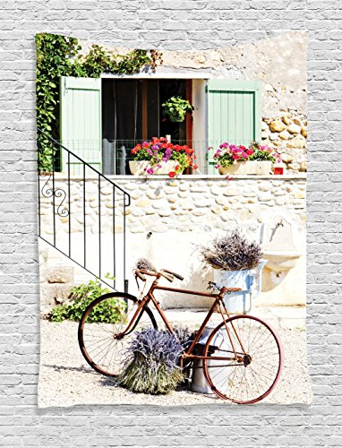 Tapestry Ambesonne European Mediterranean Countryside product image