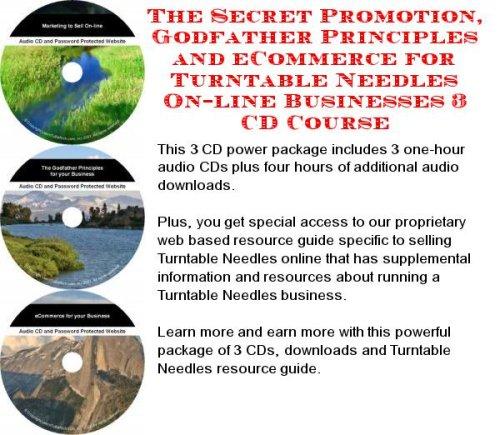 turntable needles phillips - 1