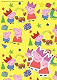 Peppa Pig Gift Wrap