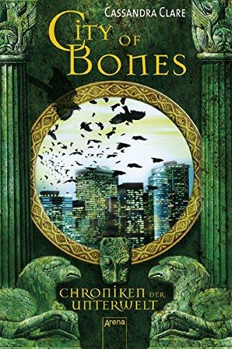 Bildergebnis für city of bones buch cover
