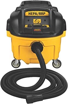 Dewalt Dust Extractor Automatic Filter Cleaning 8 Gallon Dwv010
