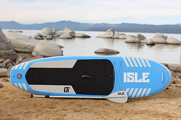 isle airtech 10-foot isup review