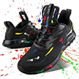 Running Shoes Men Women Wide Sneakers for Boys Girls Youth, Lightweight Shoes