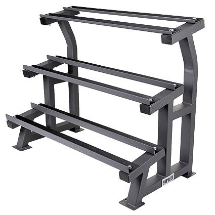 Suprfit trautwin Repisa | Dumbbell Rack | Pesas cortas, soporte para mancuernas, | ahorra