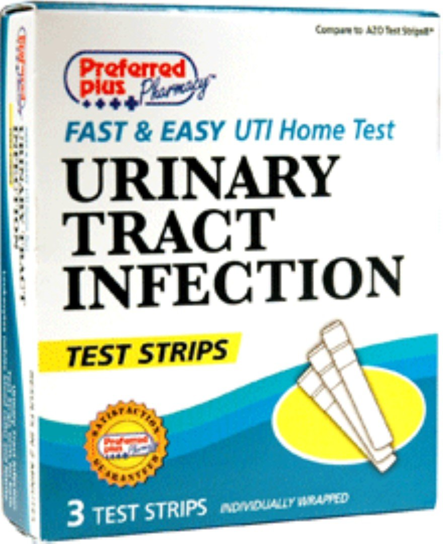 UTI - Urinary Tract Infection Test Strips 3 ea (Pack of 12)