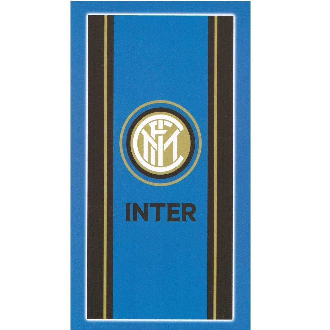 Telo mare Inter 70x140 NOVIA