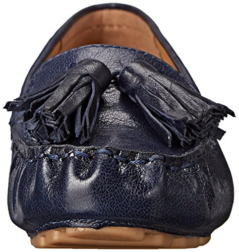 Moccasin Navy Nine Beekley West Women's Leather xFWfAwvqa
