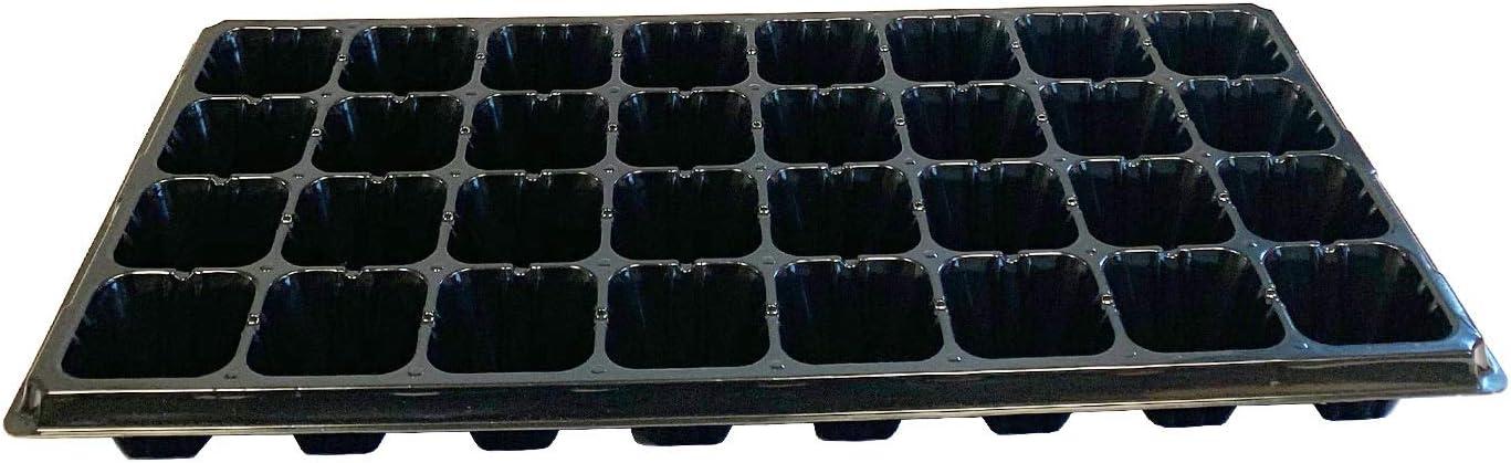 Semillero plástico 32 plantas