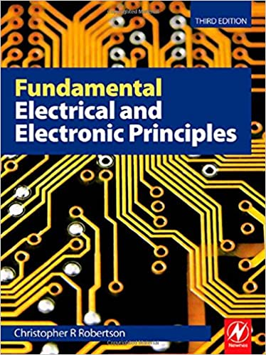 Fundamental Electrical And Electronic Principles Amazon Co Uk Robertson Christopher 9780750687379 Books