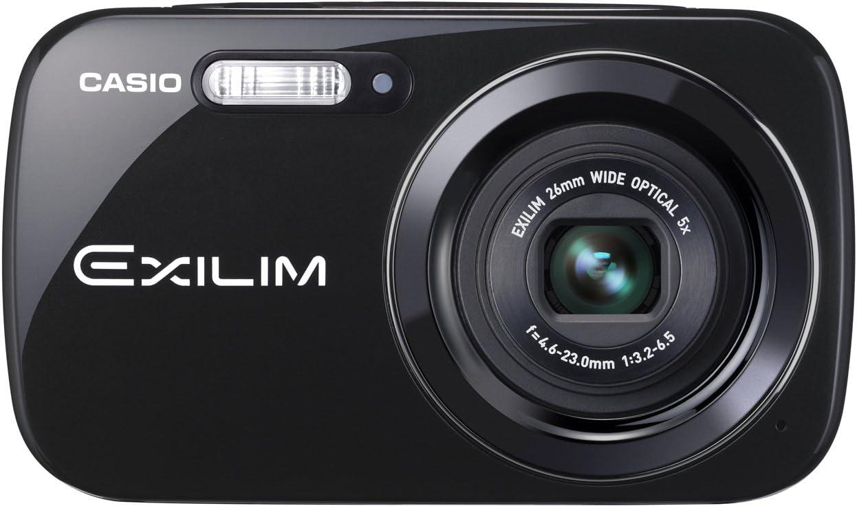 Casio Exilim EX-N1 - Cámara compacta de 16.1 MP (Pantalla de 2.7 ...