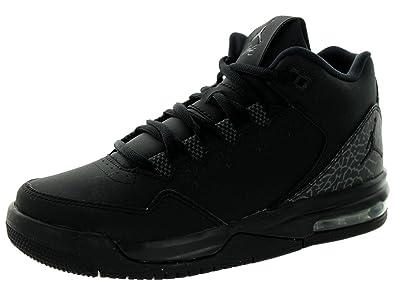 best service 813a0 85d39 Nike Jordan Flight Origin 2 BG, Chaussures de Sport garçon, Noir Gris  Black-Dark Grey, 38 1 2 EU  Amazon.fr  Chaussures et Sacs