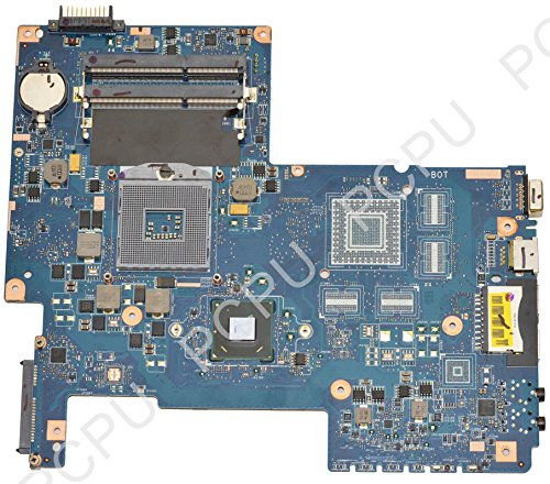 H000033480 Toshiba Satellite C675 Intel Laptop Motherboard s989 (Toshiba Satellite Laptop C675)