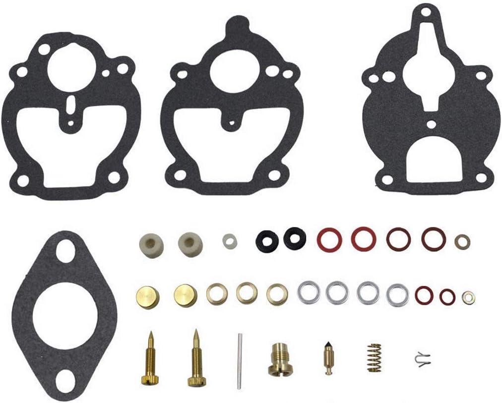 62 61 67 161 Z-1 267 NEW Carburetor Carb Rebuild Repair Kit For ZENITH 68