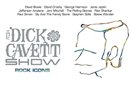 The Dick Cavett Show - Rock Icons