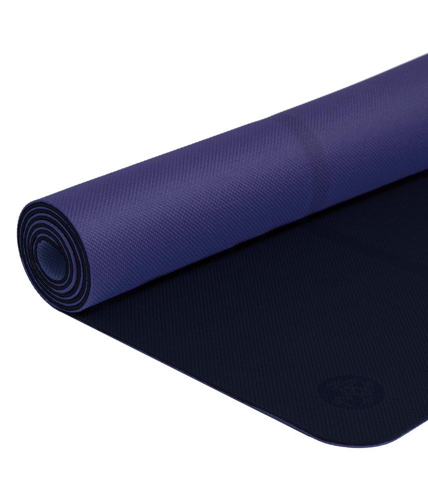 Manduka Bienvenida Yoga y Pilates Mat, Midnight, 5 mm, 68 ...