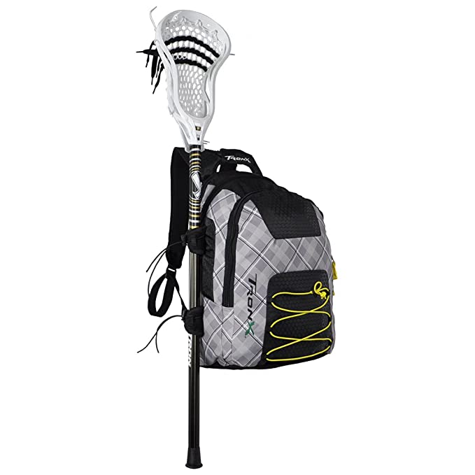 TronX Lacrosse Equipment Backpack - The Best Lacrosse Backpack for Youths